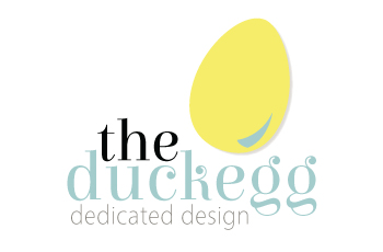 The Duck Egg Blog Logo