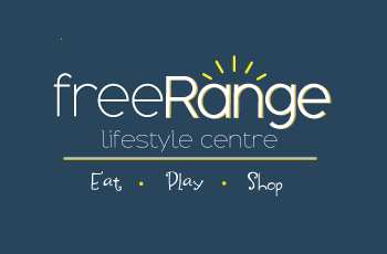 FreeRange Lifestyle Centre Branding